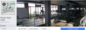 """Communauté Management Oran Algérie, Salle de Sports """"Power Gym"""""""
