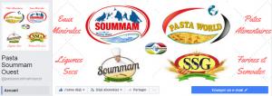 """Communauté Management Oran Algérie, Eau Minérale et Produits Alimentaires """"Soummam, PastaWorld"""""""