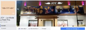 """Communauté Management Oran Algérie, Habillement et Puériculture """"JOY"""""""